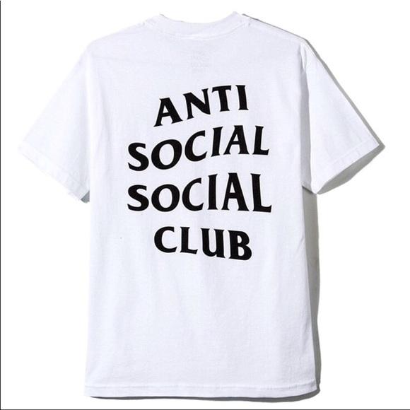 9af2ece395f2 Anti Social Social Club Tops